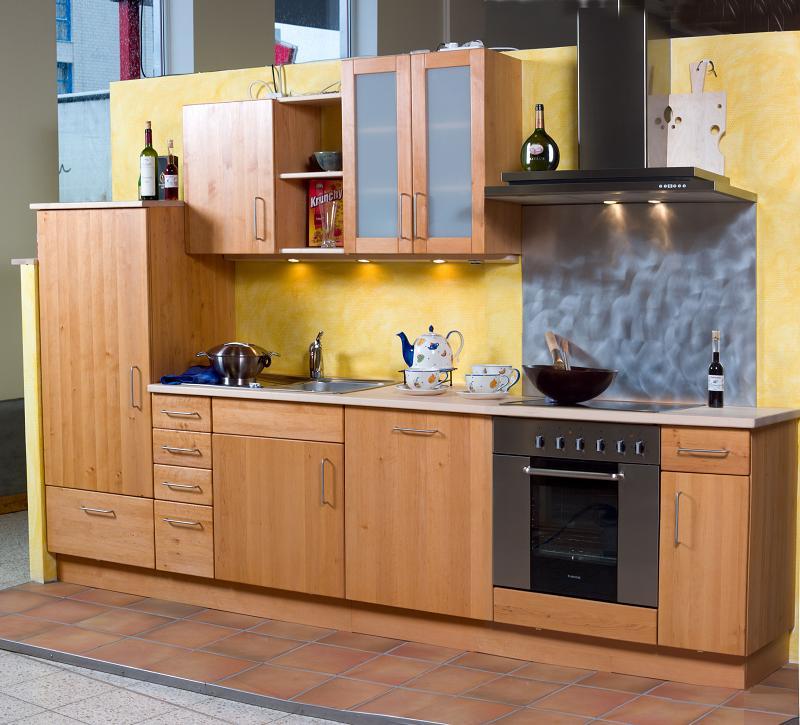 Holzküchen erle  Ansichtssache: Bilder von Küchenprojekten - Culina Lignea